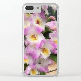 aprilshowers-132 Clear iPhone Case