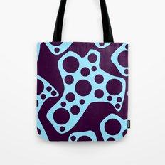 Purple Cheese Tote Bag