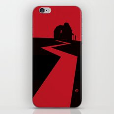 Alfred Hitchcock's Psycho iPhone & iPod Skin