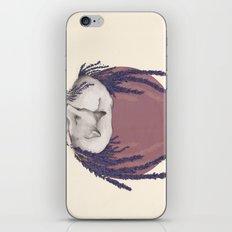 Fox & Lavender iPhone & iPod Skin