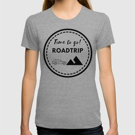 Tiempo de viajar | Time to go Roadtrip T-shirt