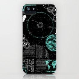 Pale Blue Dot iPhone Case