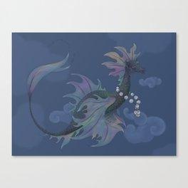 Emperor of the Western Sea Canvas Print