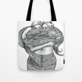 Double Bind Tote Bag