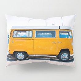 Combi yellow Pillow Sham