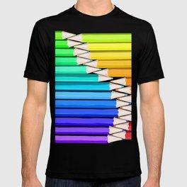 Rainbow of Creativity T-shirt
