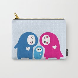 Lovely Family Carry-All Pouch