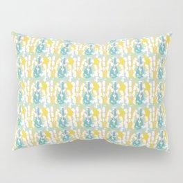 Springtime Paint Pillow Sham