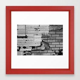 Layers. Framed Art Print