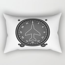 Directional Gyro Flight Instruments Rectangular Pillow