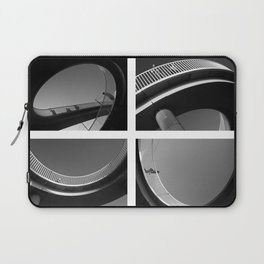 Four Views of a Bridge Laptop Sleeve