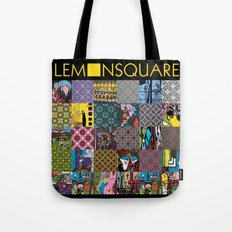 LEMONSQUARES Tote Bag