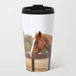 Bleu in the Morning Light Travel Mug