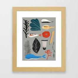 Maritime Framed Art Print