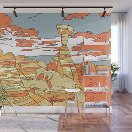 Desert Dreams Wall Mural