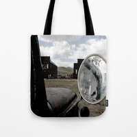 truck Tote Bags featuring Truck by Susy Margarita Gomez