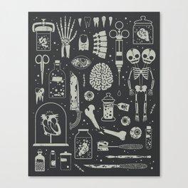 Oddities: X-ray Canvas Print
