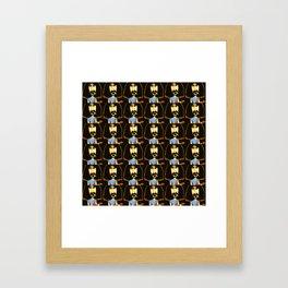 Zappa Framed Art Print