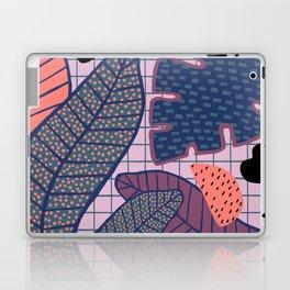 Palm & Monstera Leaves Laptop & iPad Skin