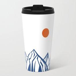 Napoleon Mountain Travel Mug
