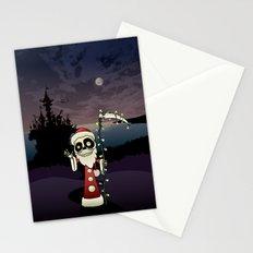 Santa Death Stationery Cards