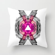 ❤ Pink Mary ❤ Throw Pillow