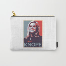 Leslie Knope Parks And Rec Carry-All Pouch