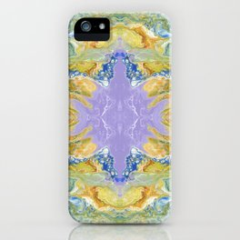 The Dragon Meetup at the Violet Orb of Wonder by annmariescreations iPhone Case