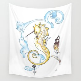 Harness Wall Tapestry