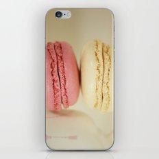 raspberry and coconut iPhone & iPod Skin