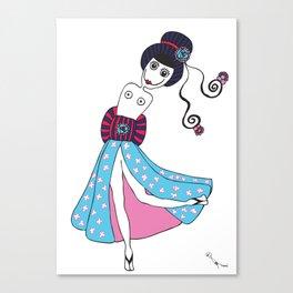 Yume Canvas Print