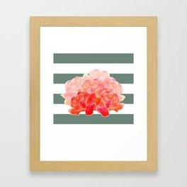 Romantic Victorian Roses Framed Art Print