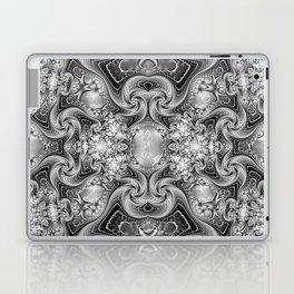 Silvery Cat's Eye Gemstones Laptop & iPad Skin