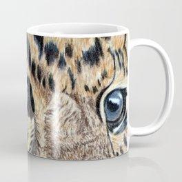 Leopard's eyes Coffee Mug