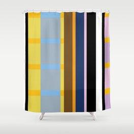 Stripe 1 Shower Curtain