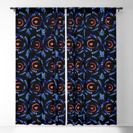 to the moon and back Blackout Curtain