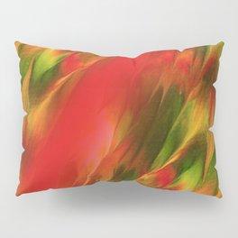 Melting in red / Sciogliersi nel rosso Pillow Sham