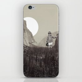 Lost iPhone Skin