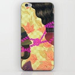 MEMENTO MORI #2 iPhone Skin