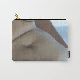 Nude Woman Taking a Bath Carry-All Pouch