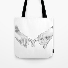 I'll make this feel like home (Harry Styles and Louis Tomlinson) Tote Bag