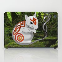 mouse iPad Cases featuring Mouse by Knot Your World