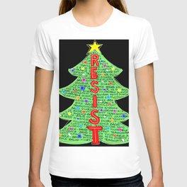 CDC Resist Tree T-shirt