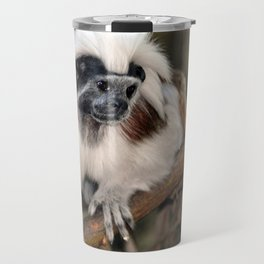 Cotton-top Tamarin Travel Mug