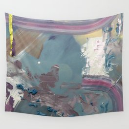 High Liners Wall Tapestry