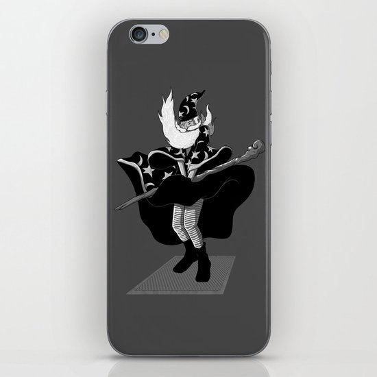 Merlin Monroe iPhone & iPod Skin