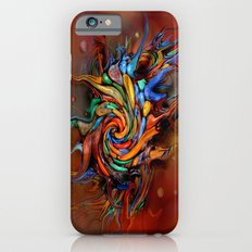 Abstract wash Slim Case iPhone 6s