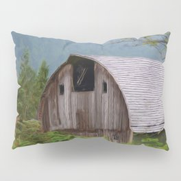 Middle Of Nowhere - Country Art Pillow Sham