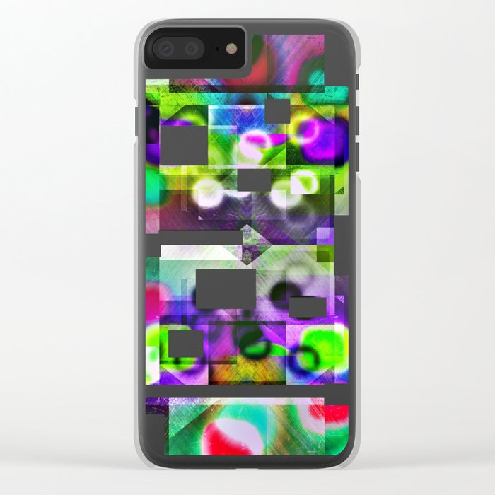Dow Clear iPhone Case