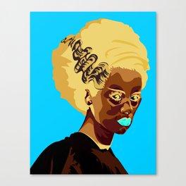 Madam Frankenstein  Canvas Print